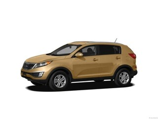 Pre-Owned 2012 Kia Sportage LX SUV near Boston