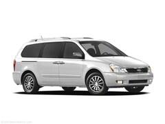 2012 Kia Sedona LX Minivan/Van KNDMG4C79C6449787