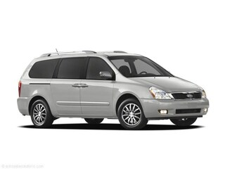 Used 2012 Kia Sedona EX Van For Sale in Sherman, TX