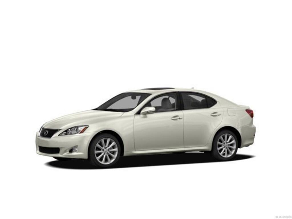 Used 2012 LEXUS IS 250 For Sale at Buckeye Nissan | VIN