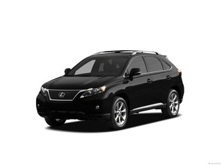 Used 2012 LEXUS RX 350 FWD 4dr FWD for sale in Houston