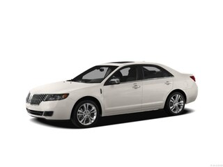2012 Lincoln MKZ Base Mid-Size Car