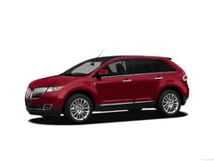 Used 2012 Lincoln MKX Base SUV in San Diego