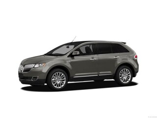 2012 Lincoln MKX FWD 4DR SUV FWD