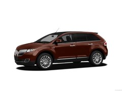 Used 2012 Lincoln MKX Compact SUV