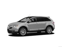 2012 Lincoln MKX Base SUV