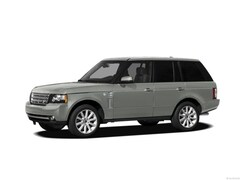2012 Land Rover Range Rover 4WD  HSE LUX SUV