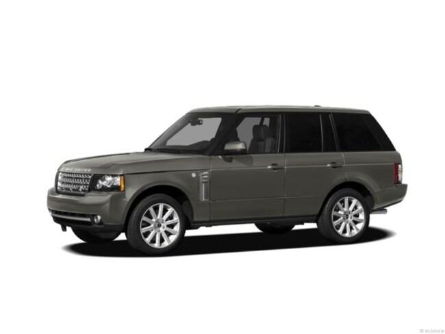 2012 Land Rover Range Rover HSE SUV