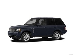 Used Land Rover 2012 Land Rover Range Rover Supercharged SUV in Dallas, TX