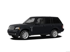2012 Land Rover Range Rover 4WD 4dr SC Sport Utility
