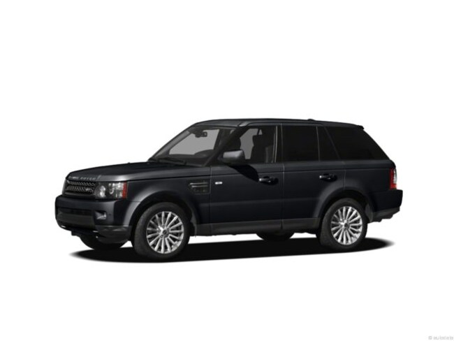 Pre-Owned 2012 Land Rover Range Rover SPO HSE in Bedford, NH