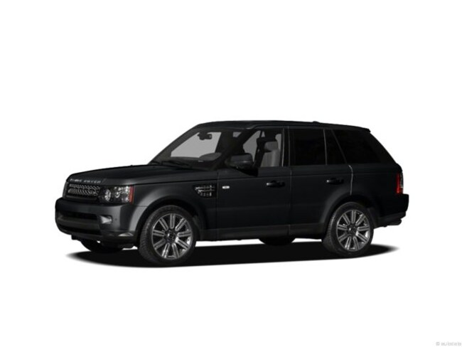 Used 2012 Land Rover Range Rover Sport Supercharged SUV Dallas, TX