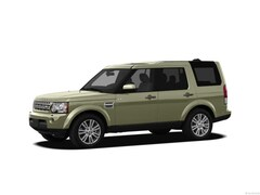 Used Land Rover 2012 Land Rover LR4 HSE LUX SUV in Dallas, TX