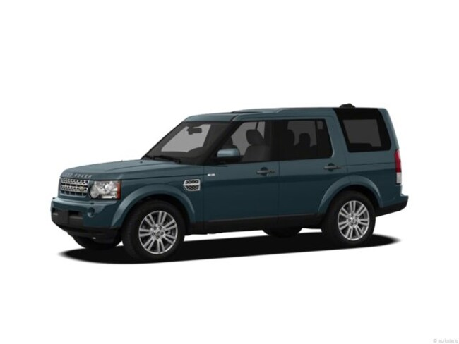 2012 Land Rover LR4 HSE 4WD  HSE