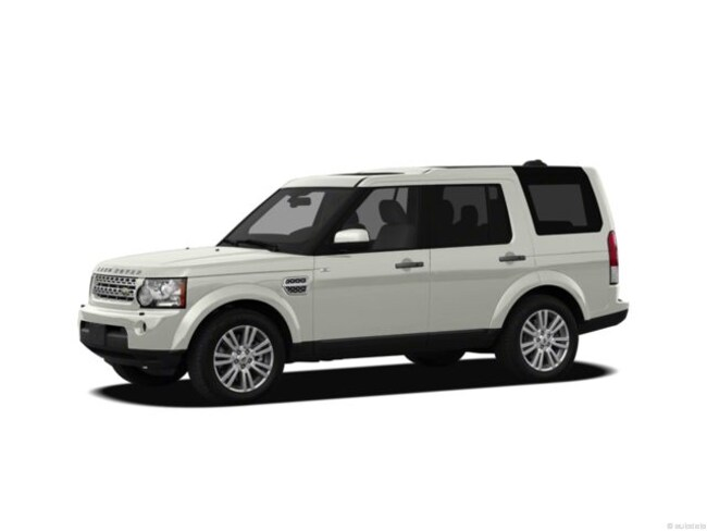 Pre-Owned 2012 Land Rover LR4 LUX Limited EDI in Bedford, NH
