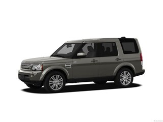 Used 2012 Land Rover LR4 HSE SUV for sale in Houston