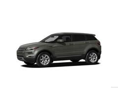 2012 Land Rover Range Rover Evoque Pure Premium HB Pure Premium