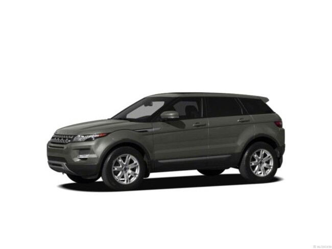 Used 2012 Land Rover Range Rover Evoque Dynamic Premium SUV for sale in Houston, TX
