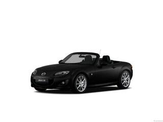 2012 Mazda Mazda MX-5 Miata Grand Touring Convertible