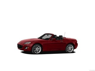 2012 Mazda Mazda MX-5 Miata Grand Touring Hard Top (A6) Convertible