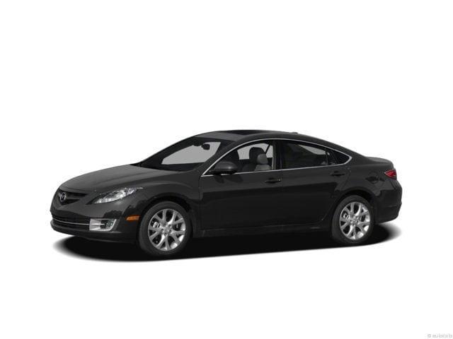 Exceptional 2012 Mazda Mazda6 I Touring (A5) Sedan