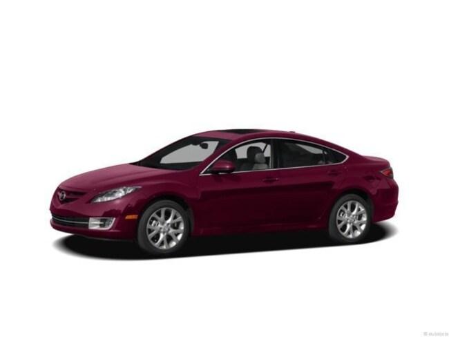 2012 Mazda Mazda6 i Touring Plus (A5) Sedan