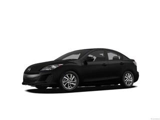 2012 Mazda Mazda3 i Touring (M6) Sedan Front-wheel Drive