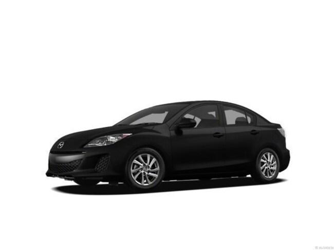 2012 Mazda Mazda3 i Touring (M6) Sedan