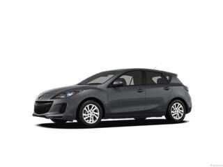 2012 Mazda Mazda3 i Touring  (M6) Hatchback Front-wheel Drive
