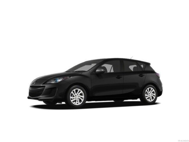 2012 Mazda Mazda3 i 4 DSD