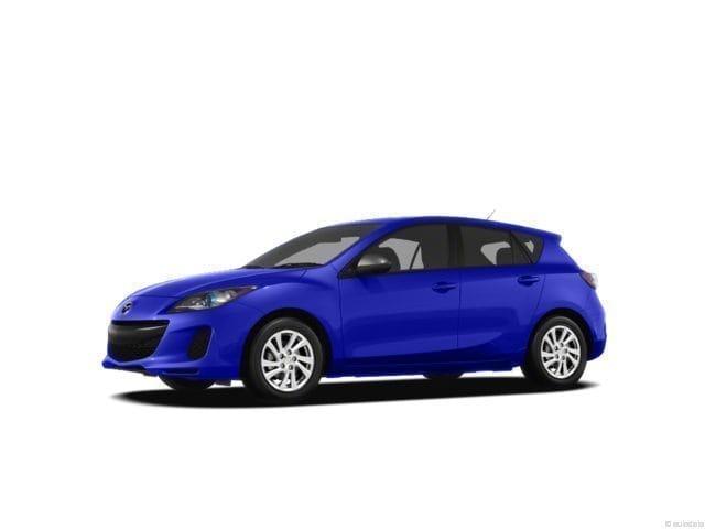 2012 Mazda Mazda3 i Hatchback