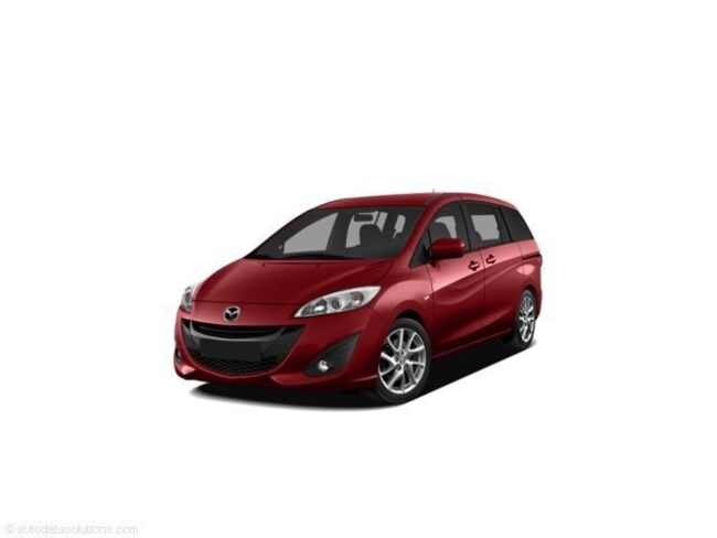 Used 2012 Mazda Mazda5 Touring (A5) Wagon in Rochester, NY