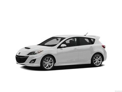 2012 Mazda Mazdaspeed3 Touring Hatchback