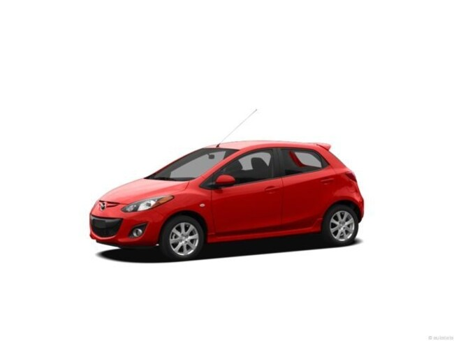 Used 2012 Mazda Mazda2 Sport Hatchback Fairfax