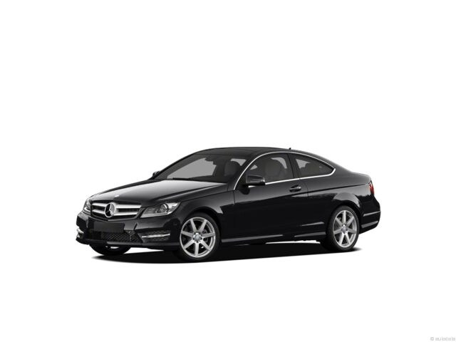 Used 2012 Mercedes-Benz C-Class C 350 Coupe for sale in Houston