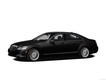 2012 Mercedes-Benz S-Class S 550 Sedan