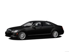 2012 Mercedes-Benz S-Class S 550 Sedan