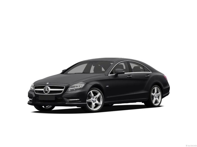2012 Mercedes Benz CLS Class CLS550 Coupe