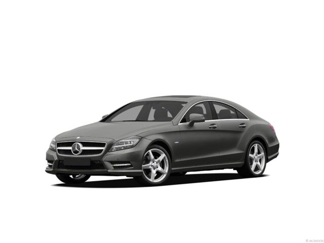 Used 2012 Mercedes-Benz CLS-Class For Sale at Park Place Motorcars