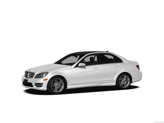 Used 2012 Mercedes Benz C Class For Sale Richfield Mn New Used