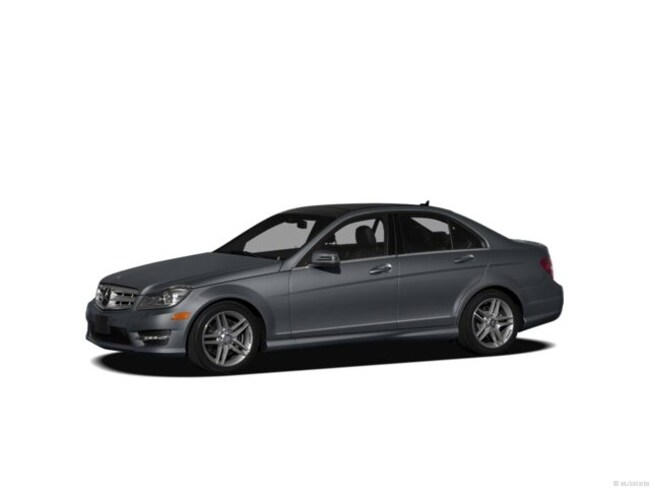 Used 2012 Mercedes Benz C Class 4DR SDN C300 30 Springfield PA