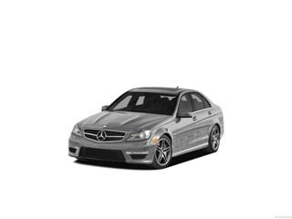 2012 Mercedes-Benz C 63 AMG Sedan