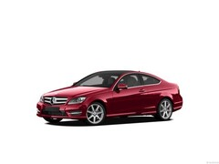 Used  2012 Mercedes-Benz C-Class C 250 Coupe UF779302 for sale in San Antonio, TX