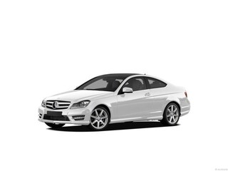 2012 Mercedes-Benz C-Class C 250 Coupe Portland, OR
