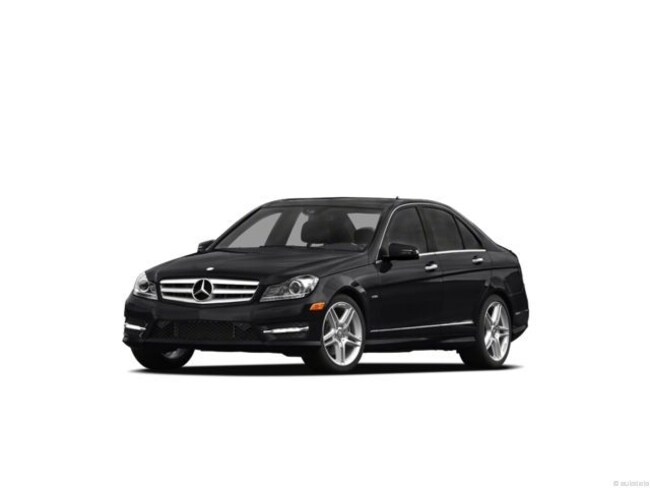 2012 Mercedes Benz C Class 18L RWD Sedan