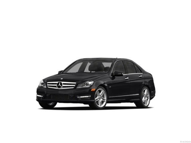 Used 2012 Mercedes Benz C Class C 250 Sedan For Sale Georgetown TX