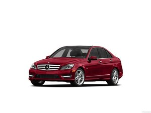 2012 Mercedes-Benz C-Class 4DR SDN C250 Luxury RWD