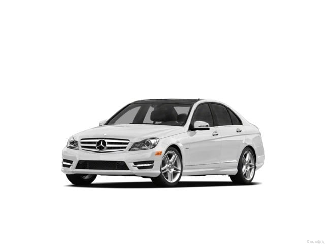 2012 Mercedes Benz C Class C 250 Sedan