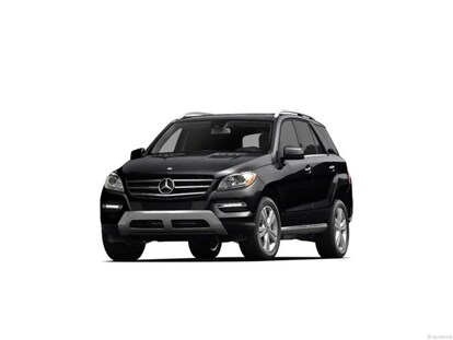 Used 2012 Mercedes-Benz M-Class ML 350 For Sale in Loves