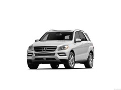 Used Vehicles for sale 2012 Mercedes-Benz M-Class ML 350 4MATIC SUV in Austin, TX